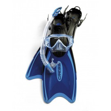 Cressi Palau Pack Snorkel