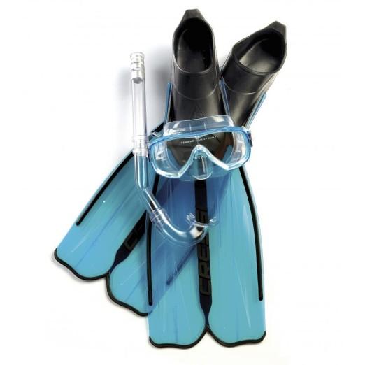 Cressi Rondinella Pack Snorkel