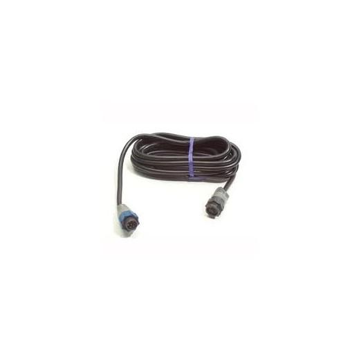 Cable Extensión Transductores Lowrance XT-12BL 3,6m