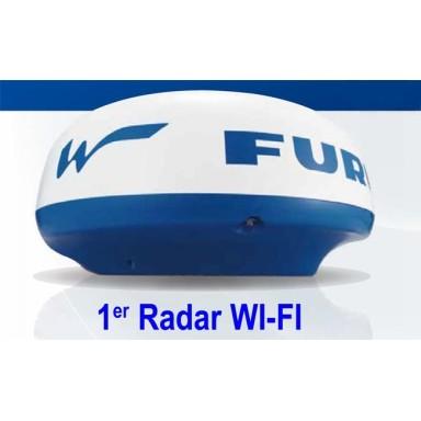 Furuno DRS4W Radar Wifi