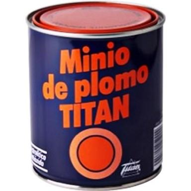 Imprimación Minio de Plomo Titan