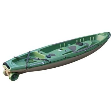 Kayak BIC Borneo para Pescar