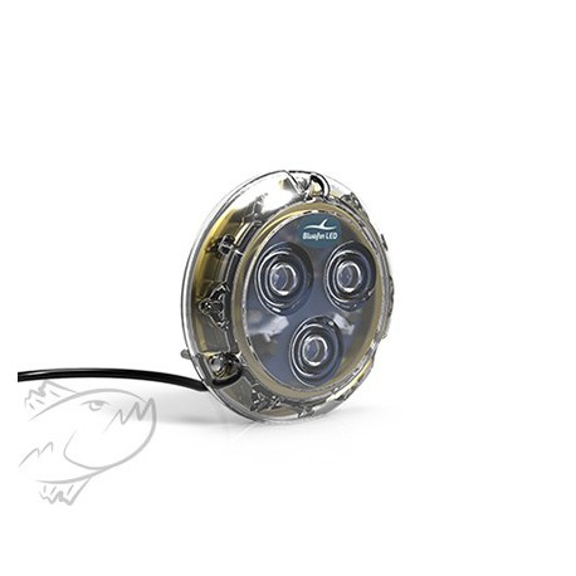 Luz Submarina Bluefin LED Piranha P3
