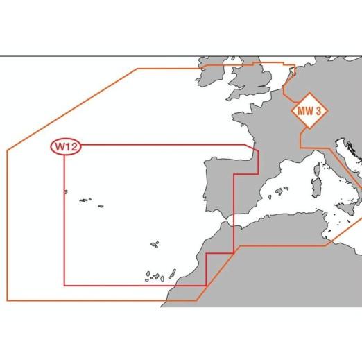 CARTOGRAFIA C-MAP MAX MEGA WIDE