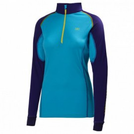 Camiseta Mujer Dry Charger Helly Hansen