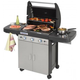 Barbacoa De Gas 3 Classic Ls Plus