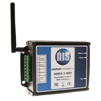 Conversor Datos Nmea A Wifi Comar