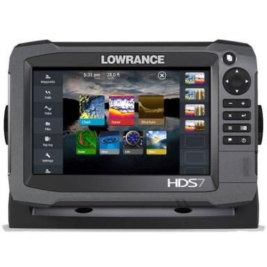 Lowrance HDS 7 Gen3 GPS Sonda