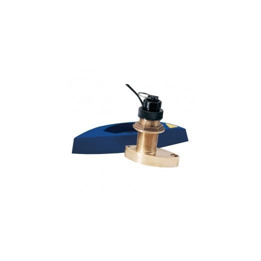 Triducer B744V Pasacascos Con Temperatura (Raymarine E7 Y Serie A)