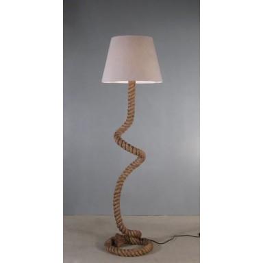 Lámpara De Cuerda Decoración Náutica