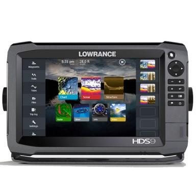 Lowrance HDS 9 Gen3 GPS Sonda