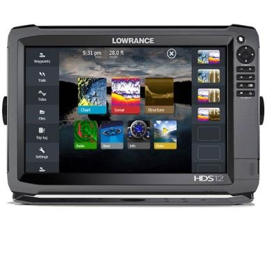 Lowrance HDS 12 Gen3 GPS Sonda
