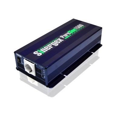 Convertidor Corriente Sinergex 24 a 220V 1500W