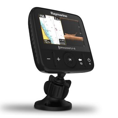 Raymarine Dragonfly 5 Pro GPS Sonda