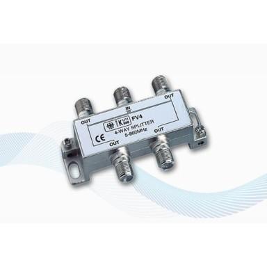 Divisor Señal Cuatro Salidas Glomex V9151