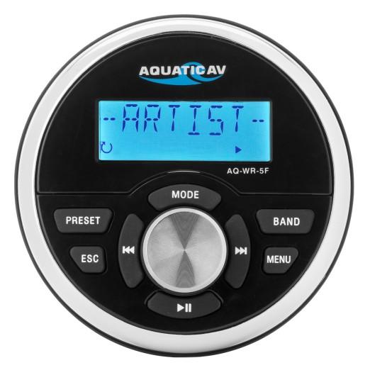 Control Remoto Aquatic Av AQ WR 5F