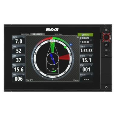 B&G Zeus2 12 GPS Plotter
