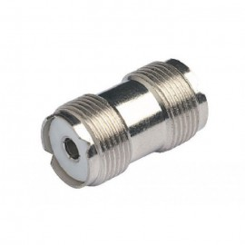 Conector PL258 Doble Hembra
