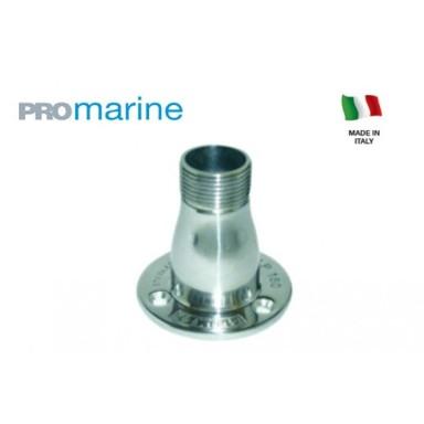 Soporte Base Inox Glomex PRM180