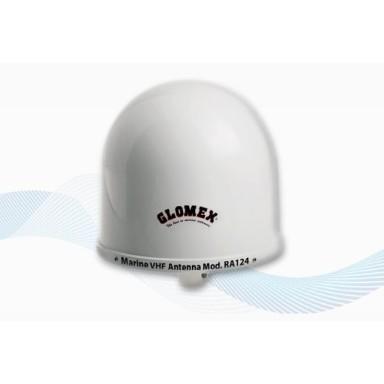 Glomex RA124 Antena VHF Motoras Tipo Cúpula