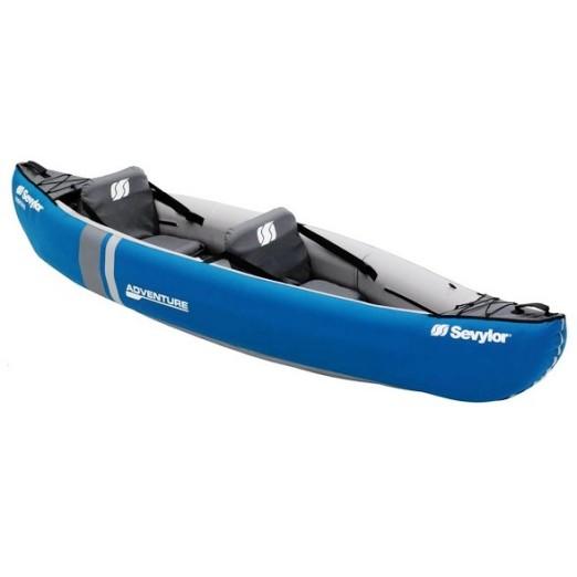 Canoa Sevylor Adventure 2P Hinchable