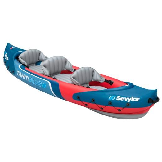 Kayak Hinchable Sevylor Tahiti 3P