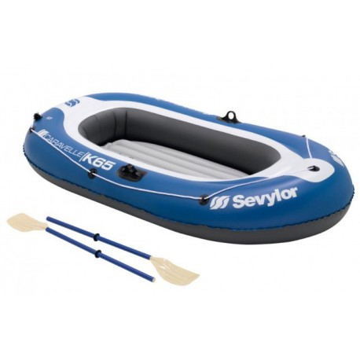 Barca Hinchable Sevylor Caravelle 2P